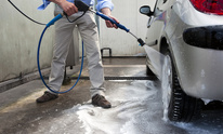 Professional Exteriors: Car Wash