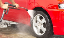 Porter's Pressure Washing: Car Wash