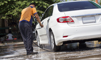 BlueWave Express Car Wash: Car Wash