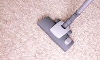All Natural: Carpet Cleaning