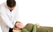Sanders Frank Dr: Chiropractic Treatment