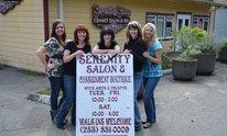Serenity Salon And Spa: Hair Coloring