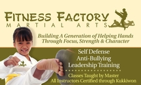 Fitness Factory Martial Arts: Personal Training