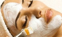 Spa Facial: Tinting