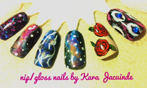Nip Gloss Nails By Kara: Pedicure