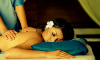 Happy & Relaxed: Massage Therapy