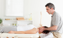 Bennett Cary V M Dr: Chiropractic Treatment