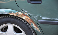 Rod's Auto Body Inc: Dent Removal