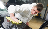 Goens Automotive: Dent Removal