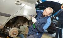 Peoples Tires Brake & Alignment Centers: Dent Removal
