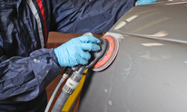 Fischer's Repair & Body Shop: Dent Removal