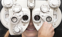 Dr Daniel Box: Eye Exam