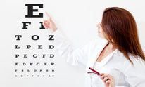Dr Charles J Bell: Eye Exam