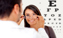 Friman Thomas B MD: Eye Exam