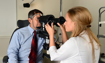 Taylor S Wayne MD: Eye Exam