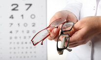 Optical Supply: Eye Exam