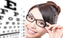 Kathy Warner: Eye Exam