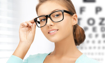 Anniston Receptionist Service: Eye Exam