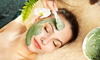 The Sanctuary Salon: Facial