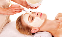 The French Door Day Spa: Facial