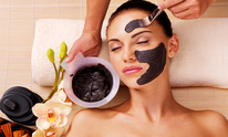 A Step Above Beauty Shop: Facial