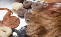 Robin Raines At Cita's World: Hair Extensions