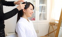 The Village Salon: Hair Straightening