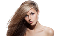 Visions Hair Illusions Beauty & Barber Salon: Hair Straightening