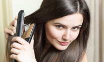 Sensations Beauty Salon: Hair Straightening