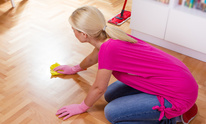 All Four Season's Home and Commercial Services: House Cleaning