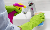 Sparkling Cleaning Service: House Cleaning