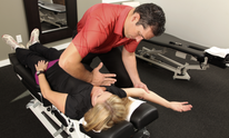 Leonard A. Duff, DC: Chiropractic Treatment