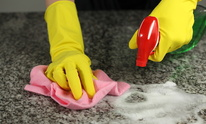 Above & Beyond Cleaning And Concierge: House Cleaning
