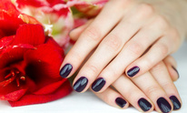 The French Door Day Spa: Manicure