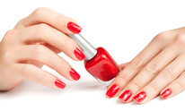 Organic Nails Treatments: Manicure