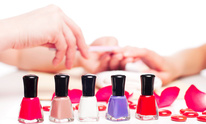 Rejuva A Cosmetic Surgery Center & Day Spa: Manicure