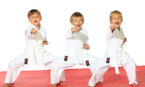 Toney Taekwondo Center: Martial Arts