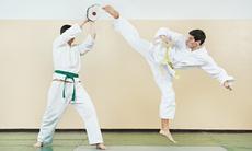 Martial arts e