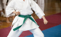 Blackbelt Karate & Kick Boxing: Martial Arts