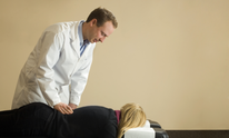 Darrin T. Wright, DC: Chiropractic Treatment