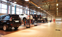 Quality Alignment & Brake Center: Oil Change