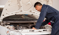 Tom's Auto Repair: Oil Change