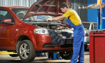 A & P Auto Svc: Oil Change