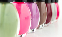 The Nail Store: Pedicure