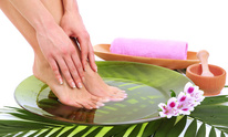 Spa Corpo Sano: Pedicure