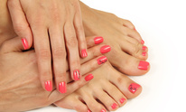 Fancy Nails Salon & Spa: Pedicure