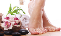 Shear Elegance Salon & Spa: Pedicure