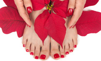 Tops Nails: Pedicure