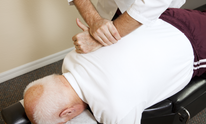 Greg Fecht: Chiropractic Treatment