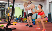Holiday Harbor Health Club: Personal Training